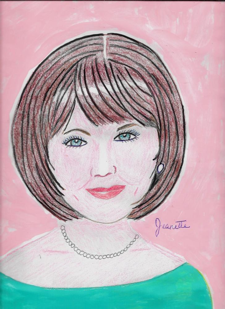 Katie Holmes par Jeanette